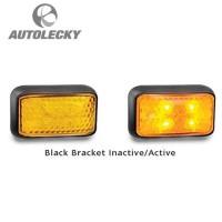LED AUTOLAMPS 32-35AM ,LIGHT,MARKER,LED,SIDE IND,12-24V