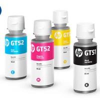 Original Cartridge - HP - GT51 / GT52