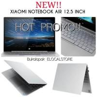 Xiaomi Notebook Air 12.5 Inch RAM 4Gb Windows 10 Silver
