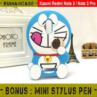 Jual Xiaomi Redmi Note 3 Pro - Doraemon 3D Cute Soft Case Casing Karakter Murah