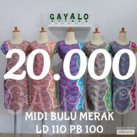 harga MIDI BULU MERAK/DRESS SALE/DRESS PENDEK/DRESS SANTAI/DRESS MOTIF/DRESS Tokopedia.com