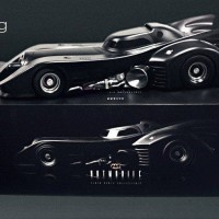 Hot Toys Batmobile 1989 (MMS 170)