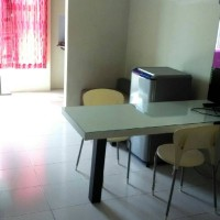 Voucher sewa/inap DR Apartment 2 BR Furnish