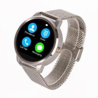 harga Smartwatch V360 Silver Android Watch Premium Watch U8 U9 Dz09 Tokopedia.com