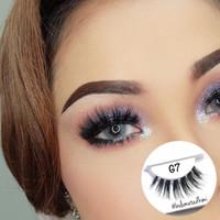 G7 Bulu Mata Palsu Handmade ( Bulumata eyelashes fake lashes )