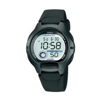 Casio Digital LW-200-1BV - Jam Tangan Wanita - Hitam - Resin