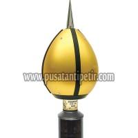 Penangkal Petir LPI Stormaster ESE 60 Gold