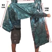 harga Jas Hujan Ponco 2 Kepala Merk Elmondo Epc 708 Tokopedia.com