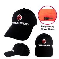 harga Topi Pria Polygon Hitam - Topi Olahraga | Baseball | Sepeda Tokopedia.com