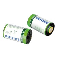 Philips Battery Adapter Size AA to D
