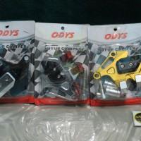 harga Cover Caliper / Kaliper Rem Motor Yamaha Nmax / New Vixion Aksesoris Tokopedia.com