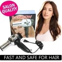 Hair Dryer Rainbow HairDryer Pengering Rambut Besar Standard Low Watt