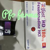 telfast hd 180 mg
