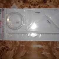 Mistar Rotring - Ziegel Geometry Set / Ziegel 819904 Original / Paket