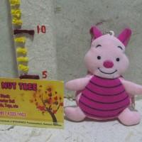 Boneka Piglet Doll Boneka Babi Piglet Original Disney 2 Bentuk