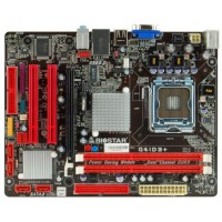 Biostar G41D3+ (LGA775, Intel G41, DDR3)