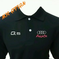 polo shirt/baju/kaos/t shirt/tshirt/sweater/hoodie/jaket/AUDI Q5
