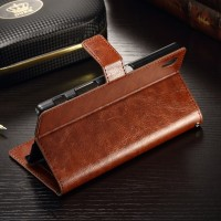Flip wallet leather Huawei 3i