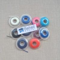 Karet Behel Power Chain / Sambung / Tarik 20 Cm 1 Warna