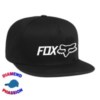 Topi \ Snapback Fox- Diamend Phassion