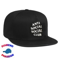 Topi \ Snapback Anti Social Club - Diamend Phassion
