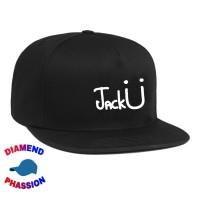 Topi \ Snapback Jack U - Diamend Phassion