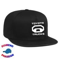 Topi \ Snapback Toyota Trucks - Diamend Phassion
