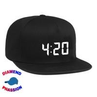 Topi \ Snapback 420 - Diamend Phassion