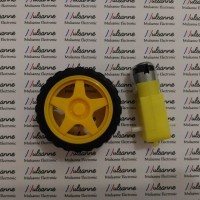 harga Wheel Robot / Roda Robot + DC Motor Tokopedia.com