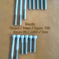 harga Baut L Stainless Honda Grand Prima Supra ( Bak Magnet + Kopling ) Tokopedia.com