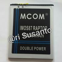 Baterai M-COM for IMO S87 Raptor Double Power 5000mAh