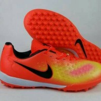 SEPATU FUTSAL NIKE MERCURIAL MAGISTA ONDE ORANGE REPLIKA IMPORT
