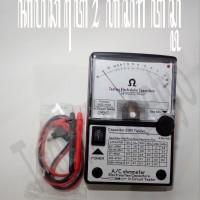 harga Esr Meter Analog + Skala T2 Tokopedia.com