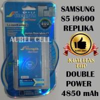Samsung Galaxy S5 i9600 Replika Baterai Battery Double Power