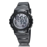 Jam Tangan Pria Ohsen Anti Air Quartz Digital Sport Watch