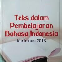 harga Teks dalam Pembelajaran Bahasa Indonesia Tokopedia.com