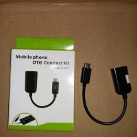 Konektor USB OTG / USB To Micro USB (With Cable)