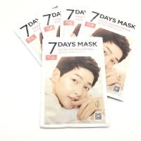 7 DAYS MASK SHEET MASK SONG JOONG KI TUESDAY SELASA