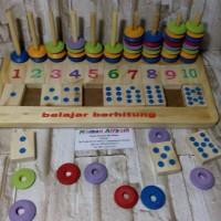 harga mainan edukasi-sempoa belajar berhitung Tokopedia.com