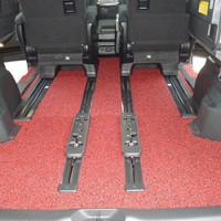 Karpet Comfort Deluxe khusus Toyota Alphard dan Vellfire 2005-2016