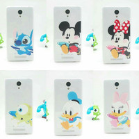 CASE JELLY DISNEY CARTOON SURFING XIAOMI REDMI 3 PRO/ REDMI NOTE 2