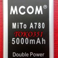 Batre Baterai Mito Fantasy Lite A780 Batery Mito A-780