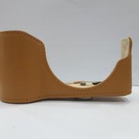 Panasonic BODY Leather Case DMW-CGBX7 Original for LUMIX GX7