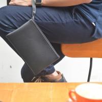 Jual Tas Tangan Clutch Murah Wallet Pria Wanita Unisex Dompet Tangan Impor Murah