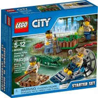 LEGO City, Swamp Police Starter Set (60066)