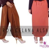 Hijab Alsa Rona Rok Celana Size M