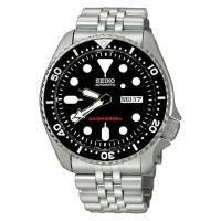 Seiko SKX007K2 Divers Automatic Silver Black