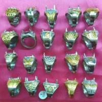 Jual Cincin Emban Titanium Import Per 200 Pcs- Ikatan / Cangkang Bat