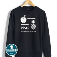Sweater PPAP Pen Pineapple Apple Pen - 313 Clothing
