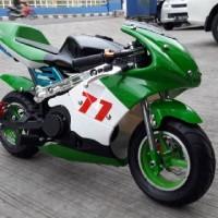 harga Motor Mini GP 50cc - new series Duo Tone Tokopedia.com